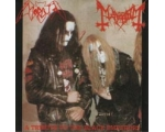 "MAYHEM/ MORBID ""A Tribute To The Black emperors"".."