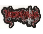 "NECROMANTIA ""Logo"" PATCH"