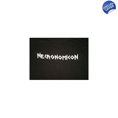 "NECRONOMICON ""Logo"" T-SHIRT"