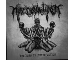 "NECROVATION ""Ovations to putrefaction"" 12´´ MLP"