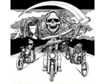 "SPEEDWOLF ""Ride With Death"" LP"