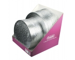 Bulk Pack Round Silver Cake Drum Board - 10