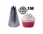 WILTON EXTRA LARGE DROP FLOWER 1M ICING TIP NOZZ..