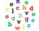 ALPHABET CUTTER SET LOWER CASE 1cm