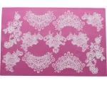 CLAIRE BOWMAN LACE MAT: SWEET LACE