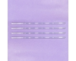 Clear Dowels 300mm 12'' 4 pack