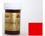Sugarflair Spectral Paste Christmas Red