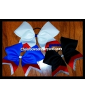 Arrow Dynamic Cheer Bow..