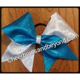 Tick Tock Holographic Cheer  Bow *Sele..