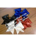 True sequin Bows Severa..