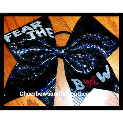 Fear The Bow Cheer..