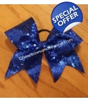 True Royal Blue Sequin ..