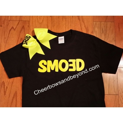 SMOED Cheer Shirt ..