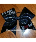 Fear The Bow Cheer Bow ..