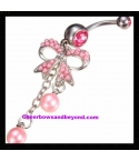 Belly Ring Bow *Several..