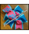 Big Sis/Lil Sis Cheer Bow