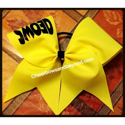 Smoed Cheer Bow