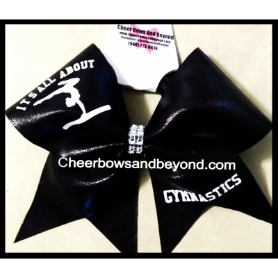 Gymnastics Hair Bow