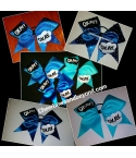 OKAY OKAY Cheer Bows