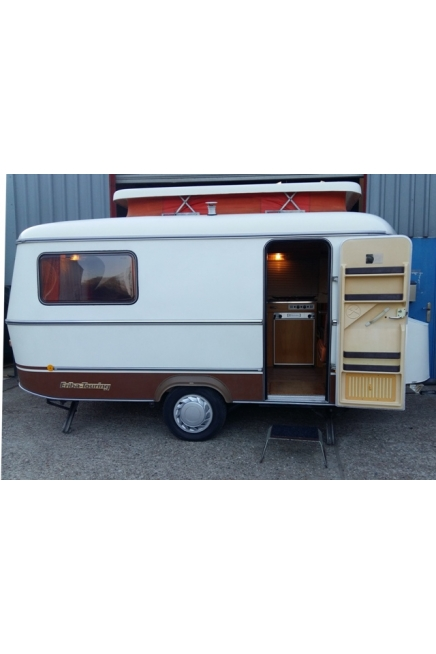 SOLD Stunning Eriba Triton Touring 1980 410 Check out our Video