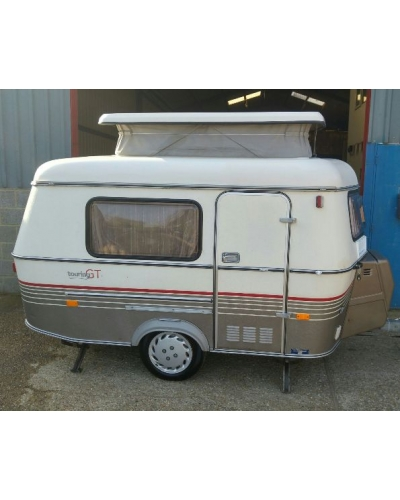 SOLD 1992 Eriba Puck Touring Caravan