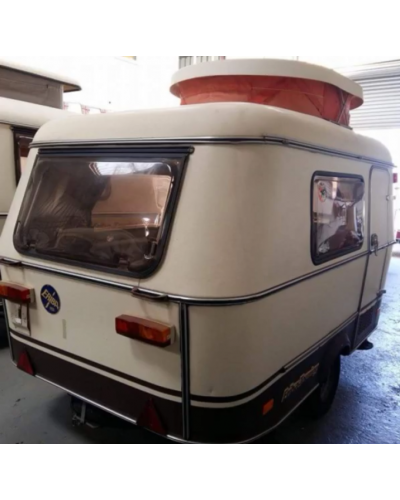 1982 Eriba Puck with awning and full service
