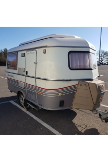 1993 Pan Familia with full awning and water heater