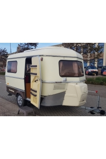1987 Eriba Pan with sun canopy