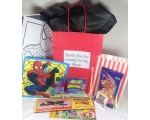 Spiderman Deluxe Filled Party Bags