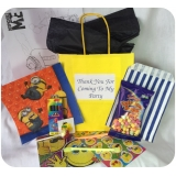 Despicable Me Filled Deluxe Party Bags