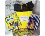 Sponge Bob Pre Filled Deluxe Party Bags