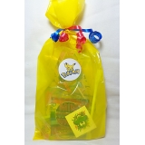 Pokemon Cello Party Bags Yellow
