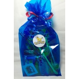 Pokemon Cello Party Bags Blue