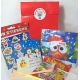 Christmas Red Party Bags