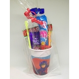 Big Hero 6 Party Sweet Cups