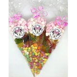Minnie Mouse Theme Sweet Cone