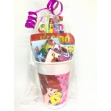 Little Mermaid Party Cup Gifts