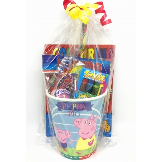 Peppa Pig Party Cup Gifts