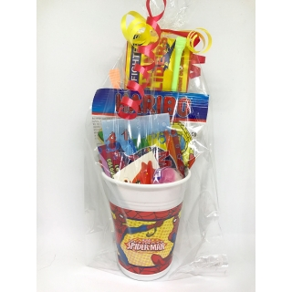 Spiderman Party Cup gifts