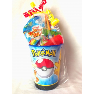 Pokemon Reusable Party Cup Gift