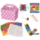 Pink Polka Dot Party Box