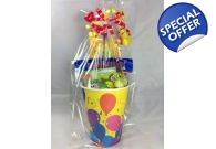 Unisex Balloon Pre Filled Party Cup G..