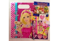 Barbie Pre Filled Party  Bags