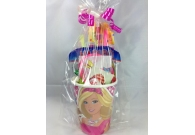 Barbie Pre Filled Party Cup Gifts