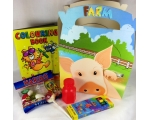 Farm Animals Pre Filled Party Box