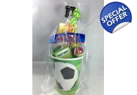 Football Pre Filled Party Cups