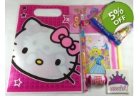 Hello Kitty Pre Filled Party bags