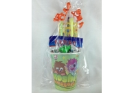Monster Pre Filled Party Cup Gifts