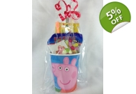 Peppa Pig Pre Filled Party Cup Gifts