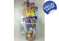 Sonic The Hedgehog Party Cup Gift